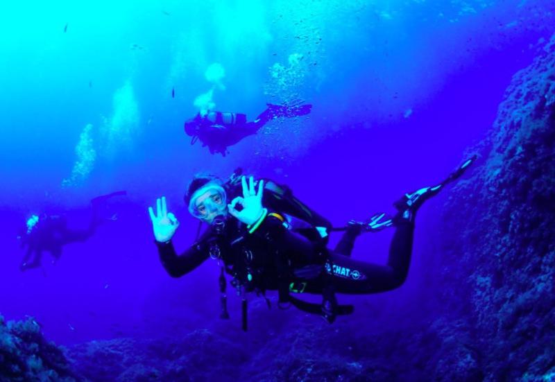 Excursiones de buceo en Mallorca y Cabrera (Reserva Marina)