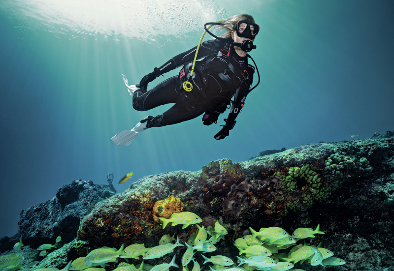 PADI Rescue diver in Mallorca and Cabrera