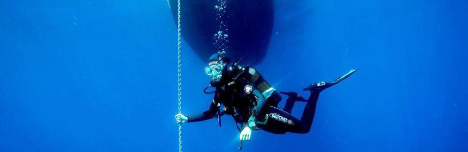 Refreshment diving courses in Mallorca and Cabrera