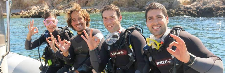 PADI Diving Courses for beginners