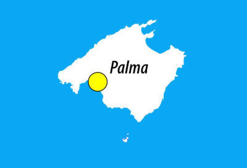 Diving in Palma