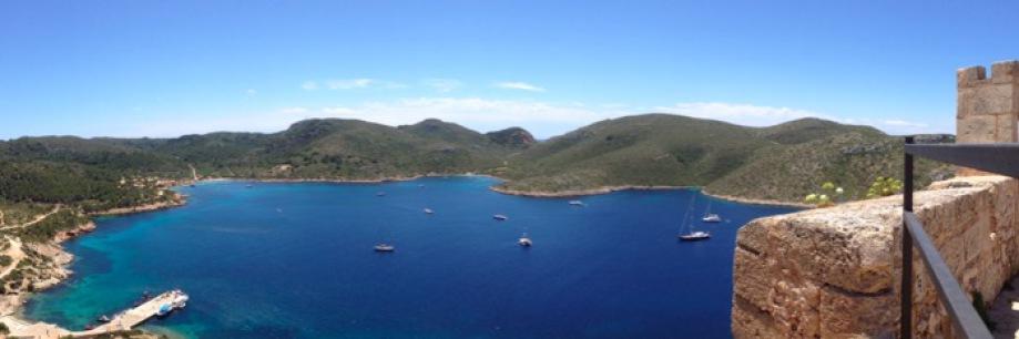 Excursión de snorkel en barco a Cabrera (Parque Nacional y Reserva Marina)